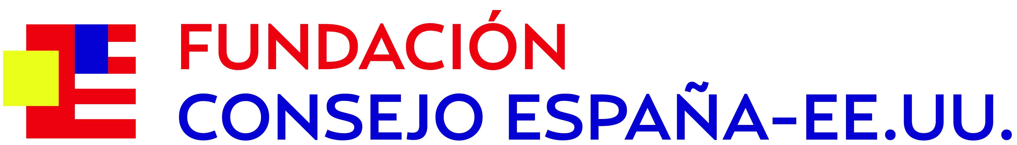 LOGO NUEVO FUNDACION CONSEJO ESPANA EEUU