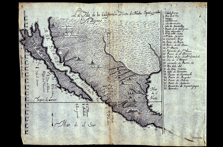 The Myth of the Island of California Disear America